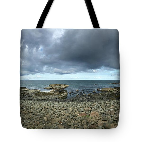 Tote Bag featuring the photograph Rinagree Panorama by Colin Clarke