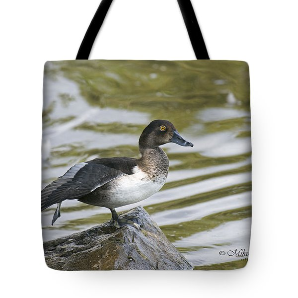 Ring-necked Tote Bag