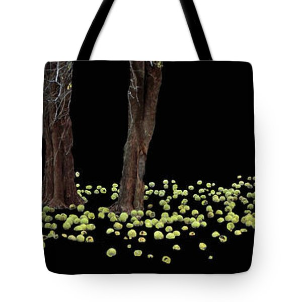Ring Of Green  Tote Bag by Joe Jake Pratt