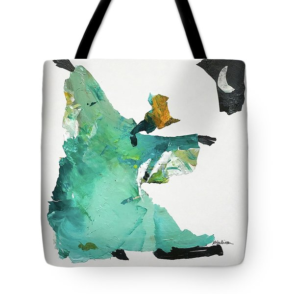 Ring Shout Dancer Tote Bag by Mary Sullivan