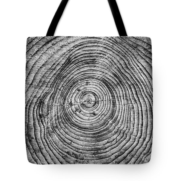 Rings Of Growth Tote Bag