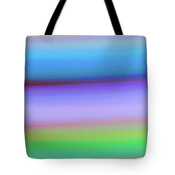 Rings Of Neptune Tote Bag