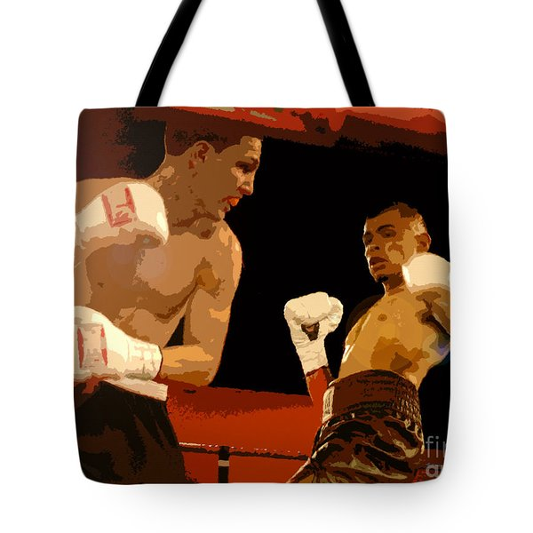 Ringside Tote Bag by David Lee Thompson