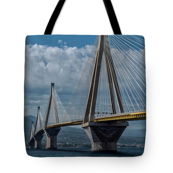 Rio-andirio Bridge Tote Bag