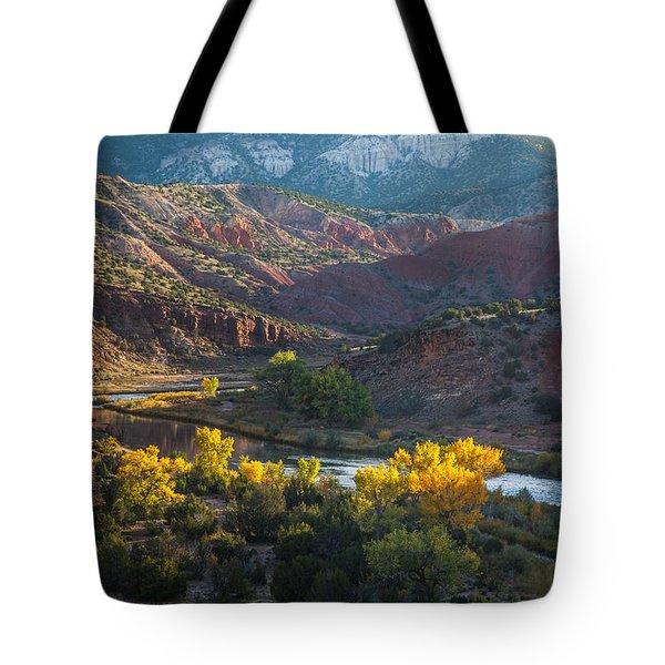 Rio Chama Tote Bag