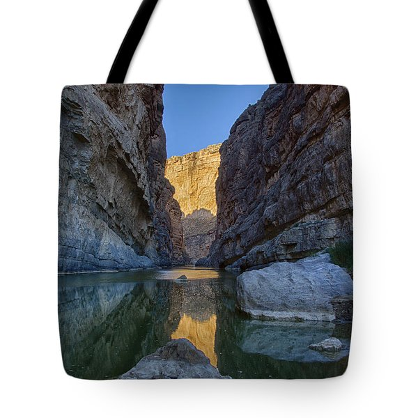 Rio Grand - Big Bend Tote Bag