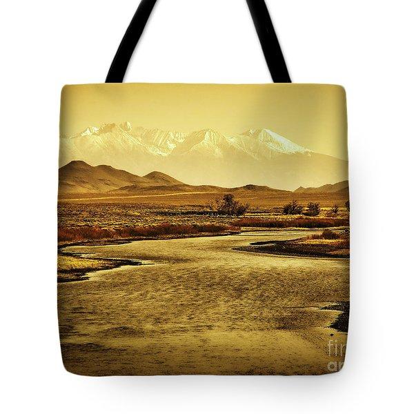Rio Grande Colorado Tote Bag