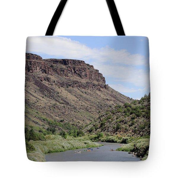 Rio Grande Del Norte Tote Bag