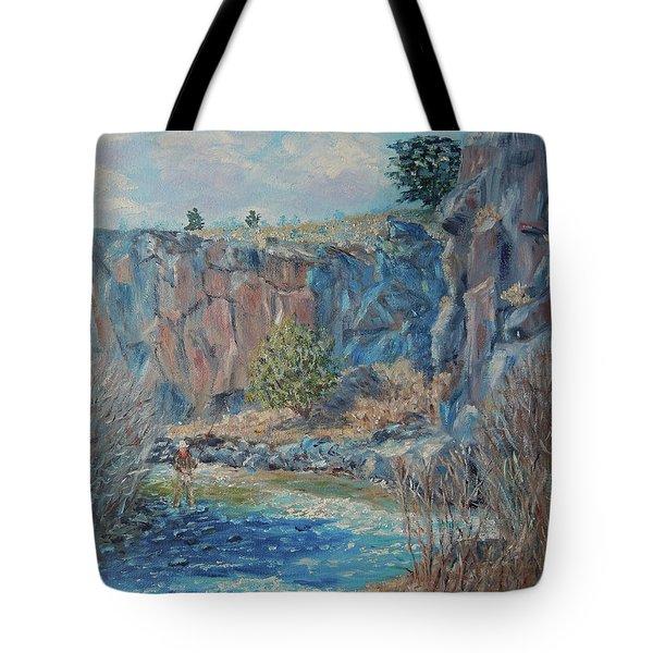 Rio Hondo Tote Bag