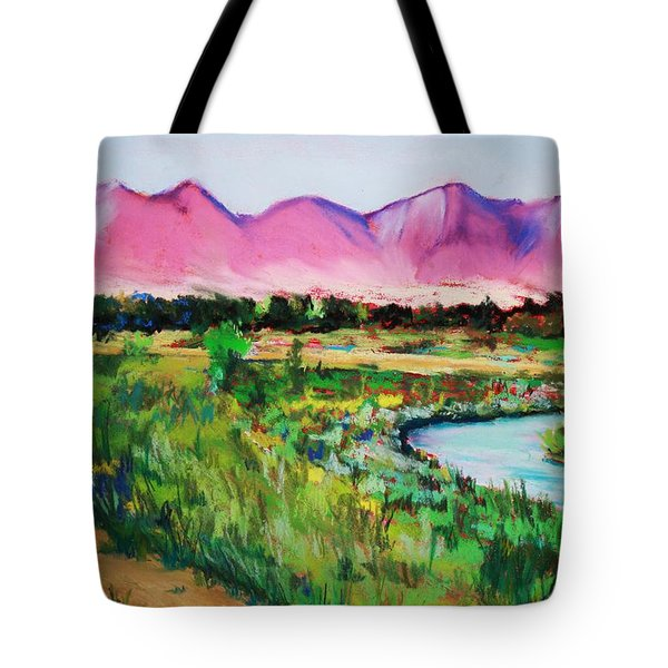 Rio On Country Club Tote Bag