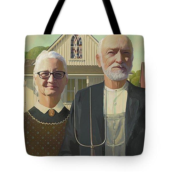Riopel Gothic Tote Bag