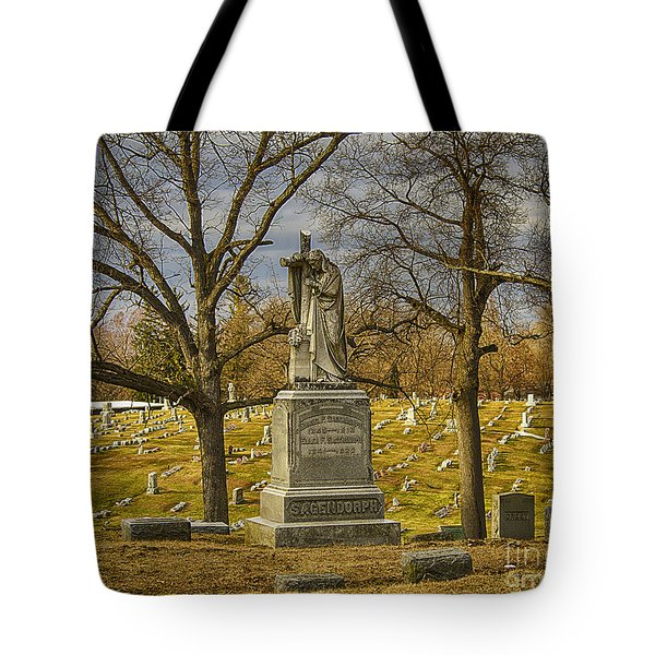 Tote Bag featuring the photograph RIP by JRP Photography