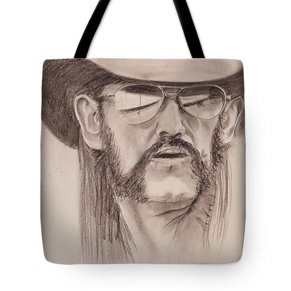 8eb8c6820b442 Rip Lemmy Kilmister Tote Bag