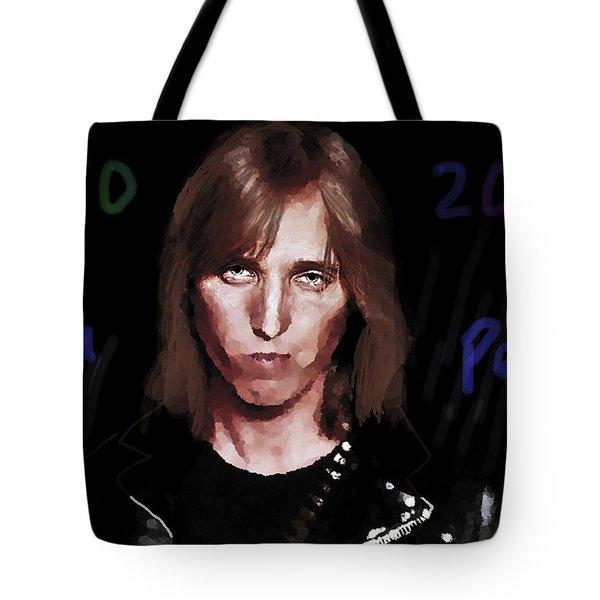 Rip Tom Petty 1950 2017 Tote Bag