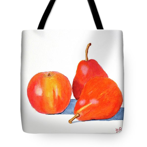 Ripe And Ready To Eat Tote Bag