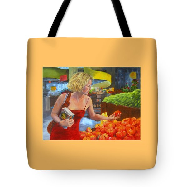 Ripe And Sweet Tote Bag