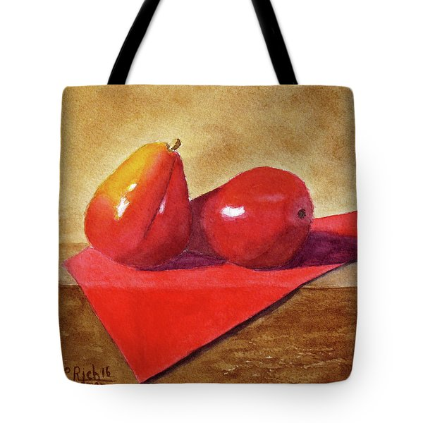 Ripe For The Eating Tote Bag