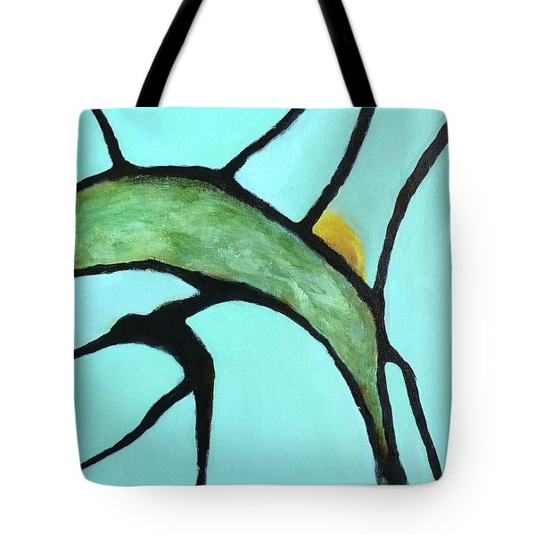 Ripening II Tote Bag by Mary Sullivan