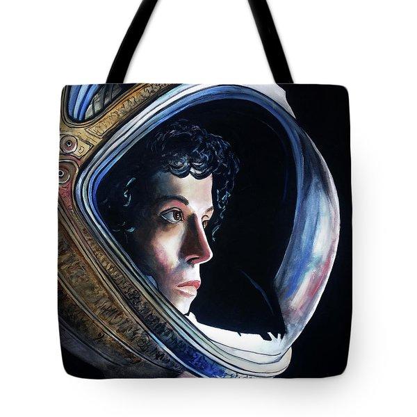 Ripley Tote Bag by Tom Carlton
