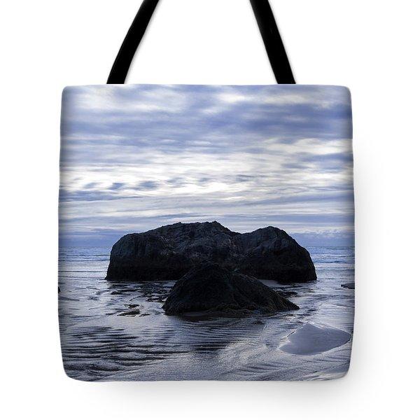 Ripple Effect Tote Bag