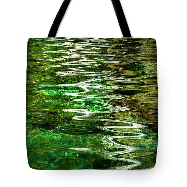 Ripple Paintings Tote Bag
