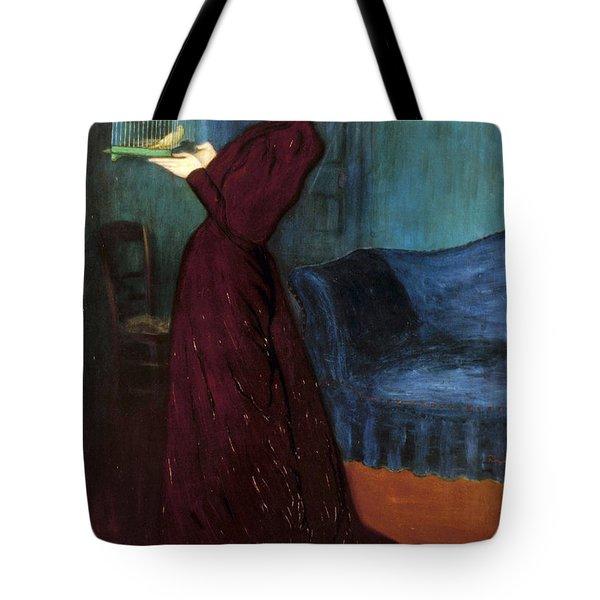Ripple-ronai: Woman, 1892 Tote Bag by Granger