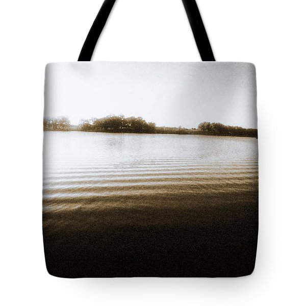 Ripples Tote Bag by Thomas Bomstad