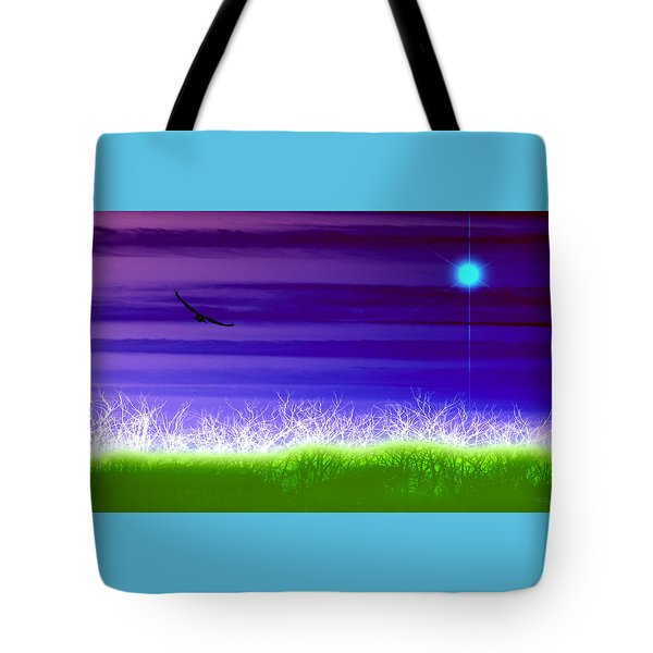 Rise Above Tote Bag by Holly Kempe
