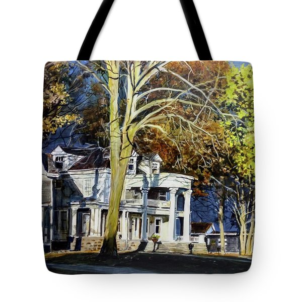 Rise Above The Storm Tote Bag