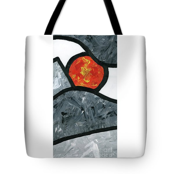 Rise And Fall 2 Tote Bag