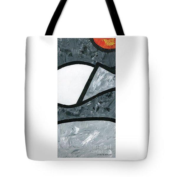 Rise And Fall 3 Tote Bag
