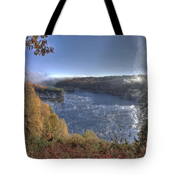 Rise And Shine Tote Bag by Mark Allen