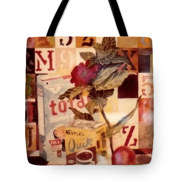 Rise And Shine Tote Bag by Bernard Goodman