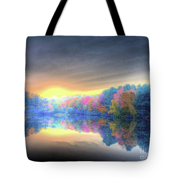Rise Today Tote Bag