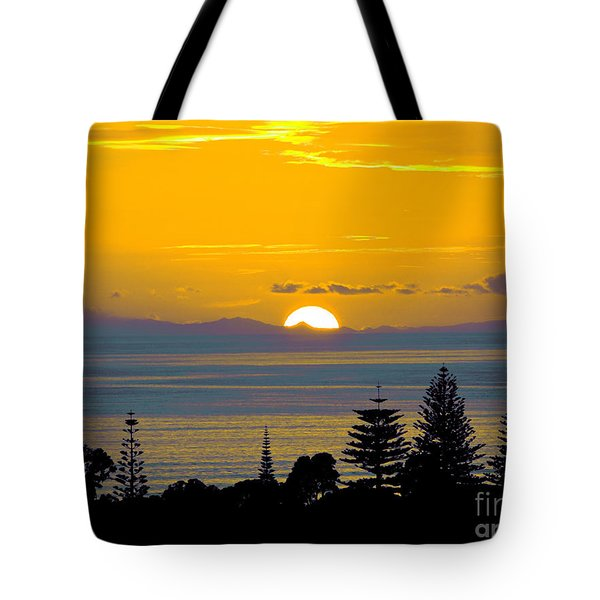 Rise Up Tote Bag by Karen Lewis