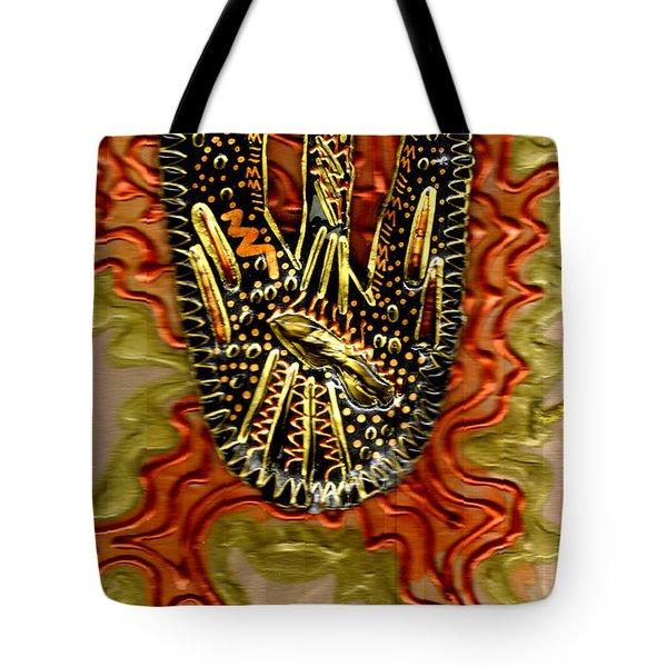 Rising Above II Tote Bag by Angela L Walker