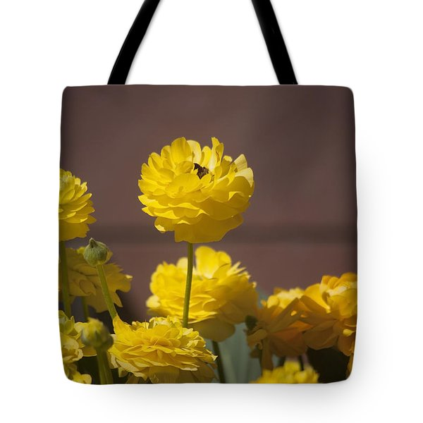 Rising Above The Crowd Tote Bag