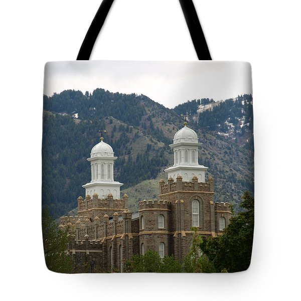Rising Forth Tote Bag