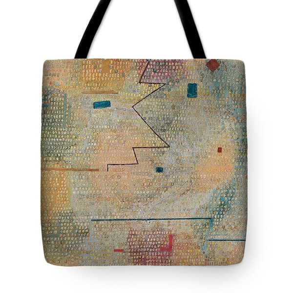 Rising Star  Tote Bag by Paul Klee