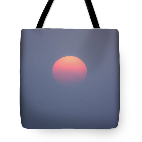 Tote Bag featuring the photograph Rising Sun by Davorin Mance