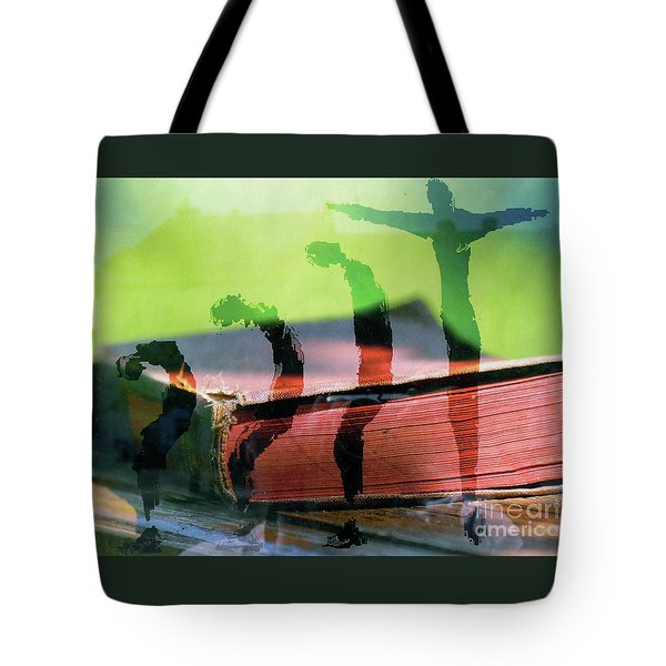 Risingform Tote Bag