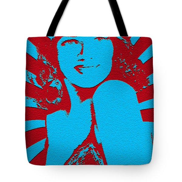 Rita Hayworth 1 Tote Bag
