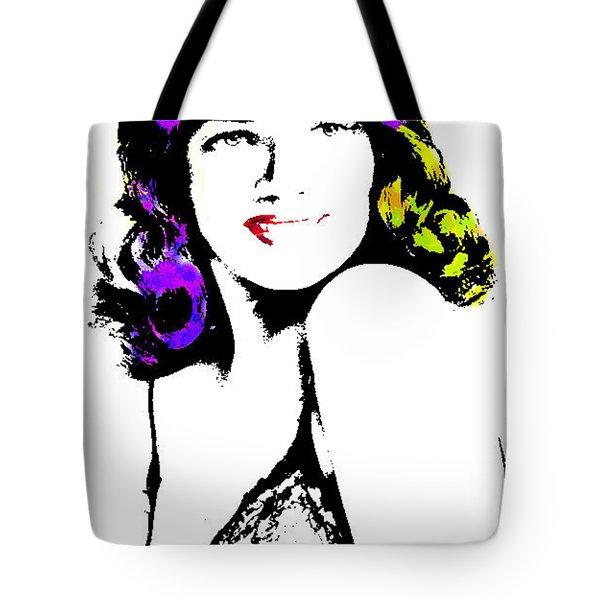 Rita Hayworth 2 Tote Bag