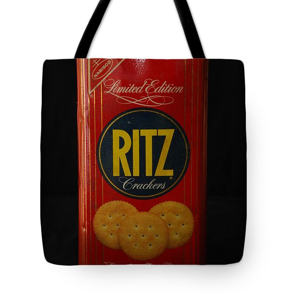 Ritz Crackers Tote Bag