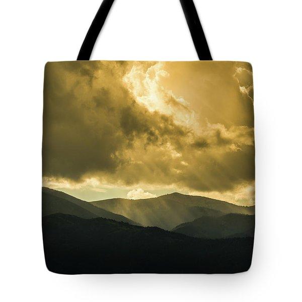 Ruidoso Rays Tote Bag