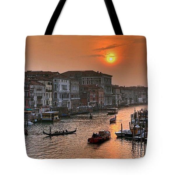 Riva Del Ferro. Venezia Tote Bag