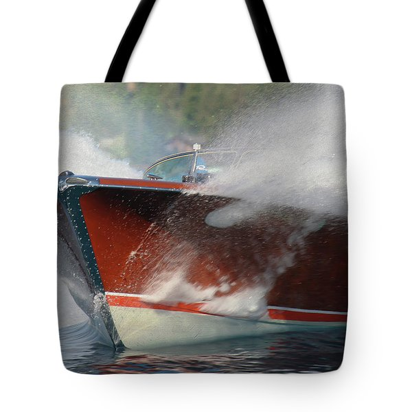 Riva Splash Tote Bag