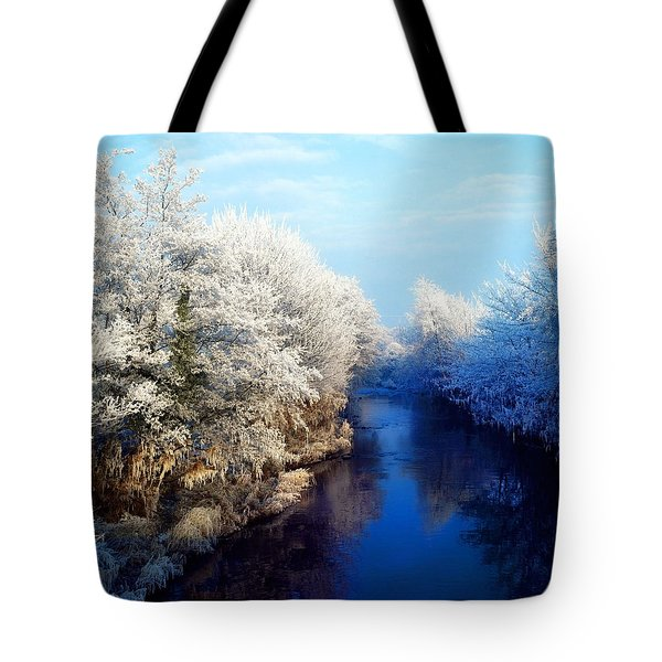 River Bann, Co Armagh, Ireland Tote Bag by The Irish Image Collection