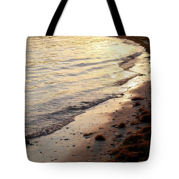 River Beach Tote Bag
