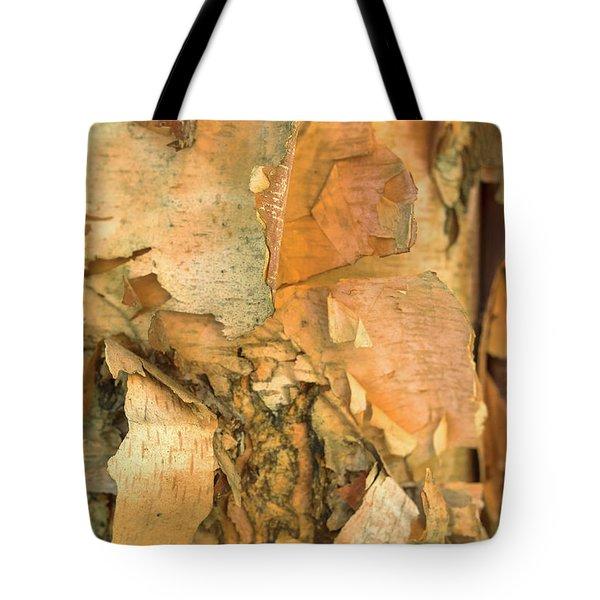River Birch Tote Bag